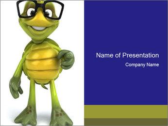 0000082384 PowerPoint Template - Slide 1