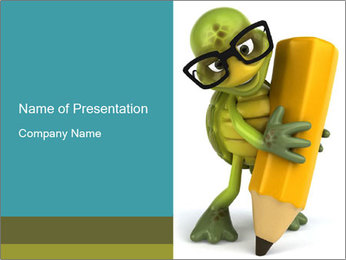 0000082387 PowerPoint Template - Slide 1