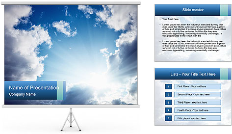 0000082394 PowerPoint Template