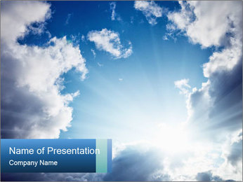 0000082394 PowerPoint Template - Slide 1