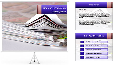 0000082395 PowerPoint Template