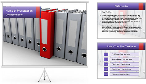 0000082401 PowerPoint Template