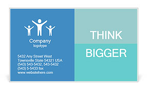 0000082402 Business Card Template