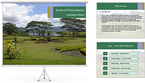 0000082405 PowerPoint Template