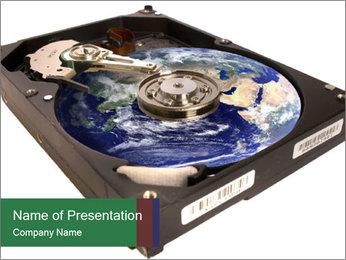 0000082429 PowerPoint Templates - Slide 1