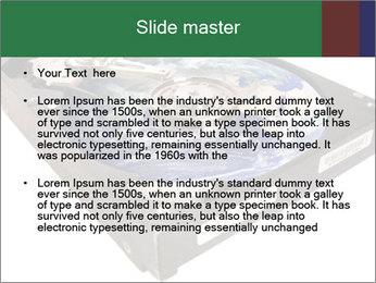 0000082429 PowerPoint Templates - Slide 2