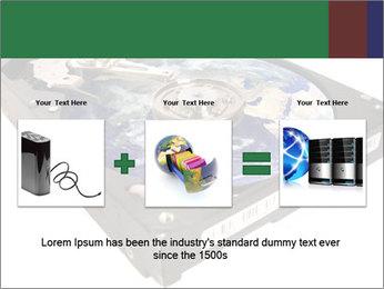 0000082429 PowerPoint Templates - Slide 22