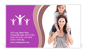 0000082432 Business Card Template