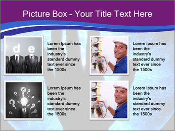 0000082438 PowerPoint Template - Slide 14