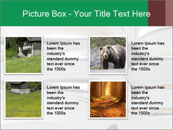 0000082439 PowerPoint Template - Slide 14