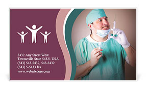 0000082440 Business Card Template