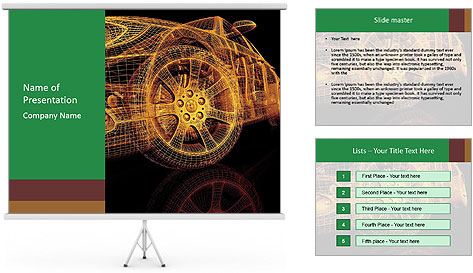 0000082444 PowerPoint Template
