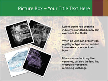 0000082444 PowerPoint Templates - Slide 23