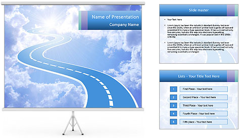 0000082446 PowerPoint Template
