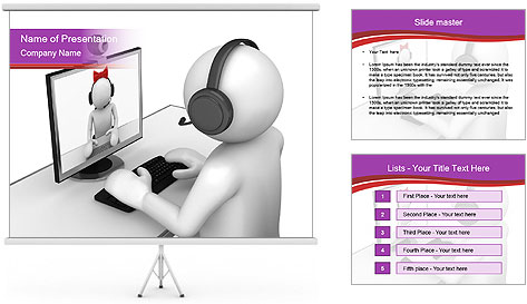 0000082450 PowerPoint Template