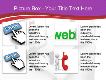 0000082450 PowerPoint Template - Slide 14