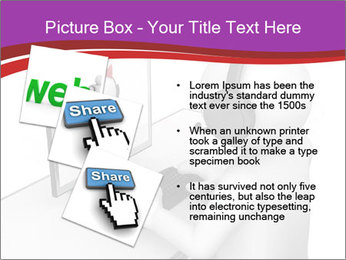 0000082450 PowerPoint Template - Slide 17