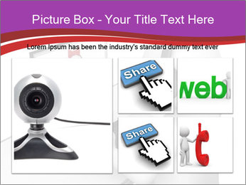0000082450 PowerPoint Template - Slide 19