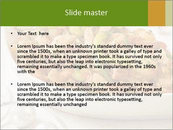 0000082453 PowerPoint Template - Slide 2