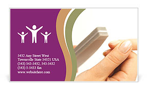 0000082463 Business Card Template