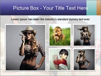 0000082474 PowerPoint Templates - Slide 19