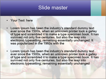 0000082474 PowerPoint Templates - Slide 2