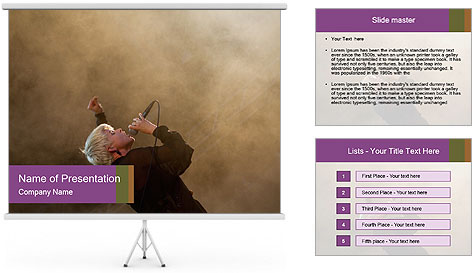 0000082475 PowerPoint Template