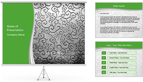 0000082477 PowerPoint Template
