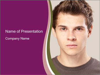 0000082479 PowerPoint Template - Slide 1