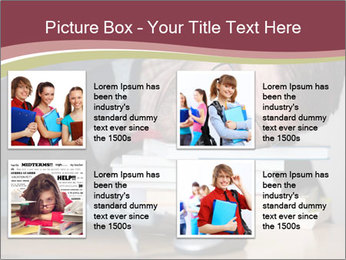 0000082491 PowerPoint Templates - Slide 14