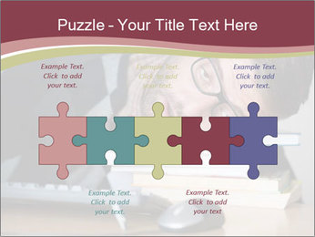0000082491 PowerPoint Templates - Slide 41