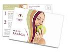 0000082501 Postcard Template