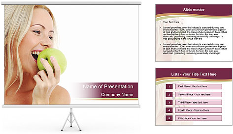 0000082501 PowerPoint Template