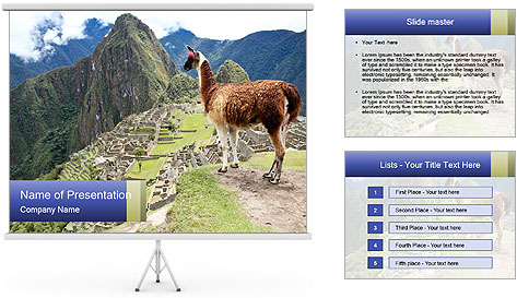 0000082503 PowerPoint Template
