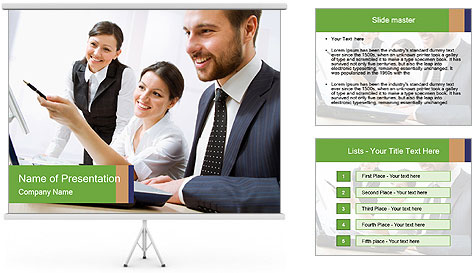 0000082515 PowerPoint Template