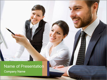 0000082515 PowerPoint Template - Slide 1