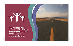 0000082518 Business Card Template