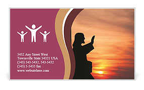 0000082522 Business Card Template