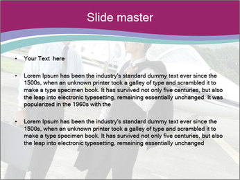 0000082533 PowerPoint Templates - Slide 2