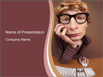 0000082540 PowerPoint Template - Slide 1