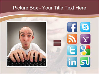 0000082540 PowerPoint Templates - Slide 21