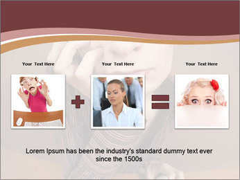 0000082540 PowerPoint Templates - Slide 22