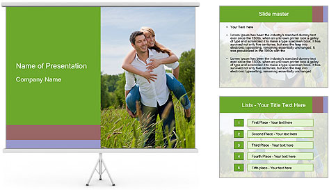 0000082542 PowerPoint Template