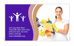 0000082543 Business Card Template