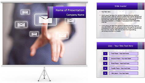 0000082545 PowerPoint Template