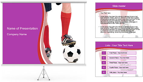 0000082550 PowerPoint Template