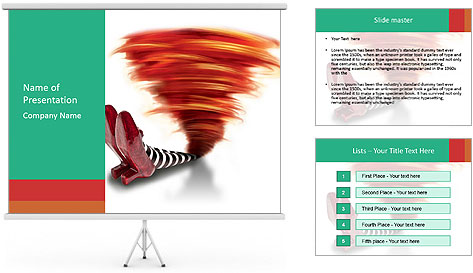 0000082551 PowerPoint Template
