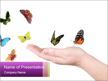 0000082553 PowerPoint Templates - Slide 1
