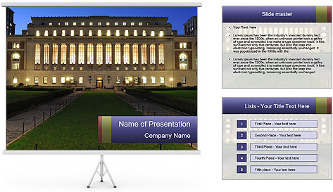 0000082555 PowerPoint Template