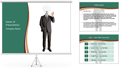 0000082557 PowerPoint Template